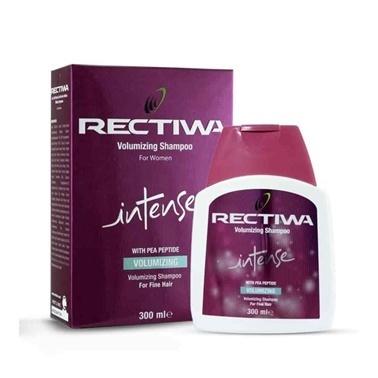 Rectiwa  Intense Volumizing Shampoo 300ml Renksiz